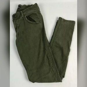 Hudson Collin Flap Skinny Jeans Pants